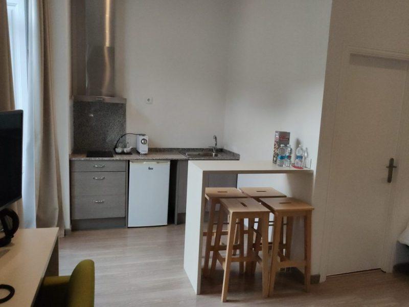 Cocina Loft Deluxe